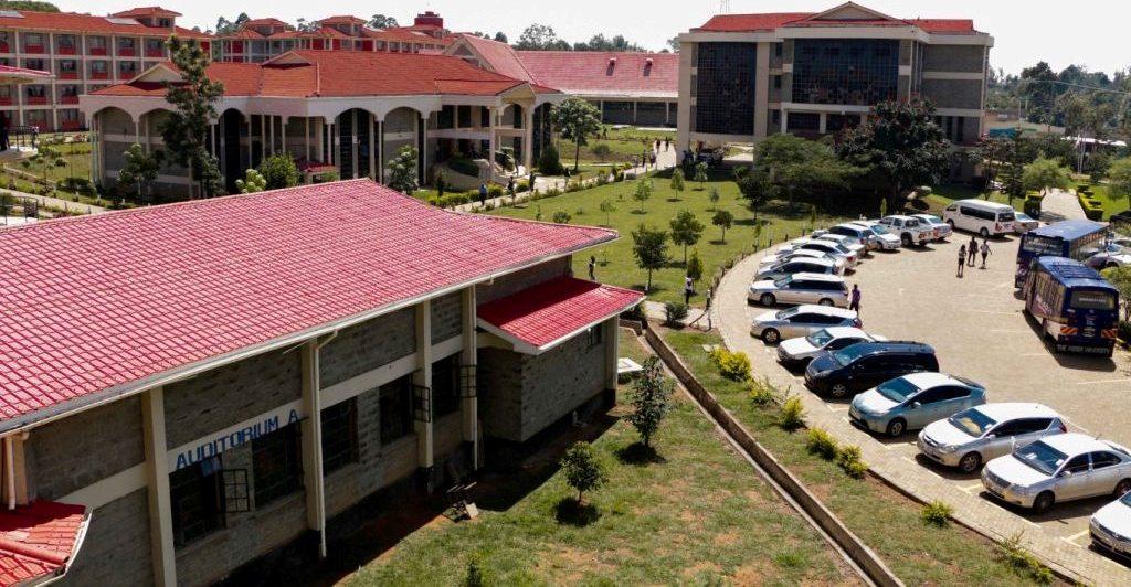 Kibabii Uni Aerial View